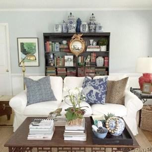 Comfy Colorful Sofa Ideas For Living Room Design 36
