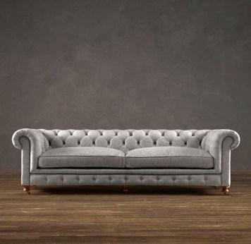 Comfy Colorful Sofa Ideas For Living Room Design 60