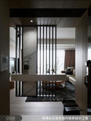 Cool Partition Living Room Ideas 01