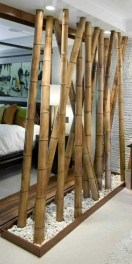 Cool Partition Living Room Ideas 11