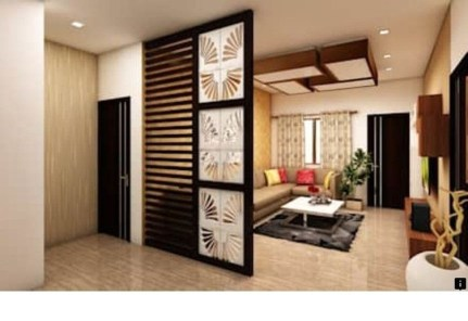 Cool Partition Living Room Ideas 16