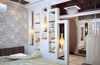 Cool Partition Living Room Ideas 29