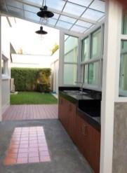 Cozy Outdoor Kitchen Design Ideas 30