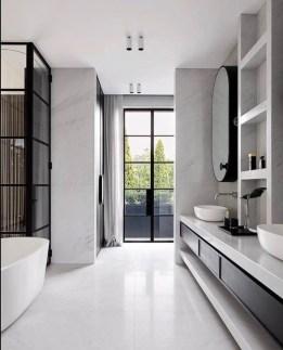 Cute Shabby Chic Bathroom Design Ideas 10