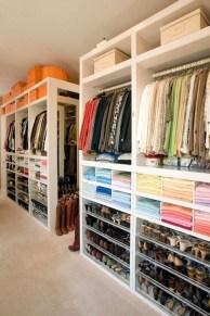 Elegant Closet Design Ideas For Your Home 23