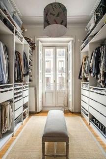 Elegant Closet Design Ideas For Your Home 39