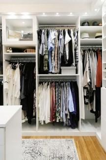 Elegant Closet Design Ideas For Your Home 40