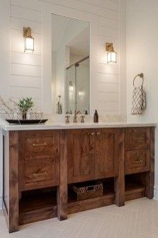 Fascinating Bathroom Vanity Lighting Design Ideas 04