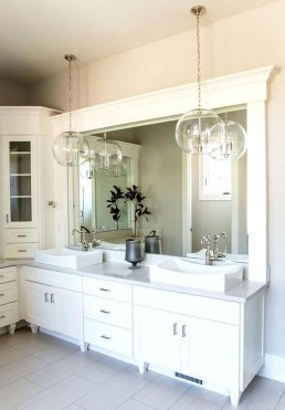 Fascinating Bathroom Vanity Lighting Design Ideas 17