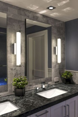 Fascinating Bathroom Vanity Lighting Design Ideas 43