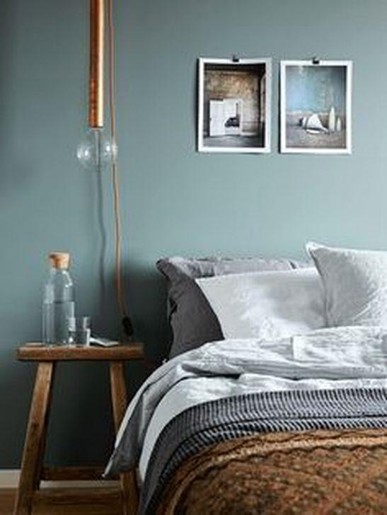 Genius Rustic Scandinavian Bedroom Design Ideas 09