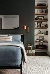 Genius Rustic Scandinavian Bedroom Design Ideas 11