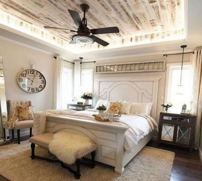 Genius Rustic Scandinavian Bedroom Design Ideas 17