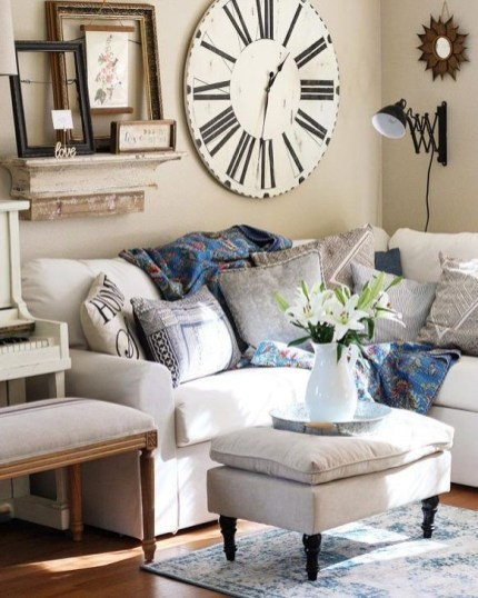 Gorgeous Farmhouse Design Ideas For Living Room 19