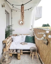 Impressive Balcony Garden Design Ideas 29