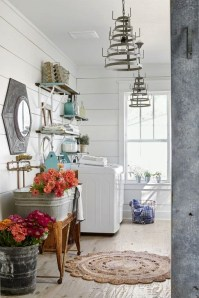Innovative Laundry Room Design With French Country Style 08