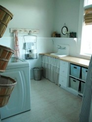 Innovative Laundry Room Design With French Country Style 14