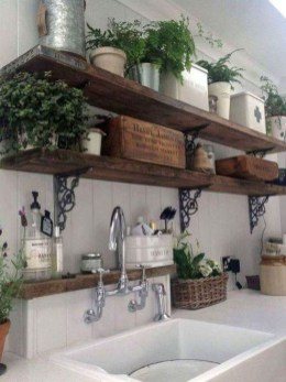 Innovative Laundry Room Design With French Country Style 41