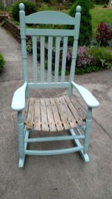 Outstanding Rocking Chair Projects Ideas For Outdoor 12