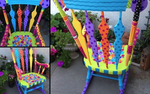 Outstanding Rocking Chair Projects Ideas For Outdoor 17