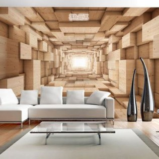 Perfect 3D Wallpapaer Design Ideas For Living Room 02