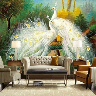 Perfect 3D Wallpapaer Design Ideas For Living Room 03