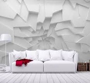 Perfect 3D Wallpapaer Design Ideas For Living Room 08
