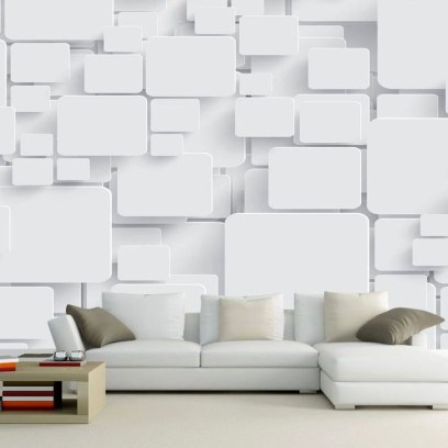 Perfect 3D Wallpapaer Design Ideas For Living Room 21