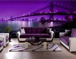 Perfect 3D Wallpapaer Design Ideas For Living Room 37