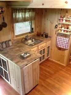 Pretty Cottage Kitchen Design And Decor Ideas 32