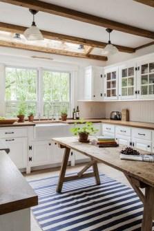 Pretty Cottage Kitchen Design And Decor Ideas 43
