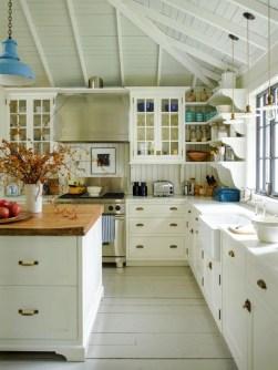 Pretty Cottage Kitchen Design And Decor Ideas 45