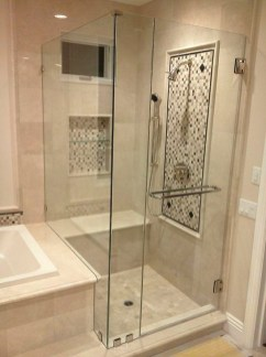 Unique Bathroom Shower Remodel Ideas 18