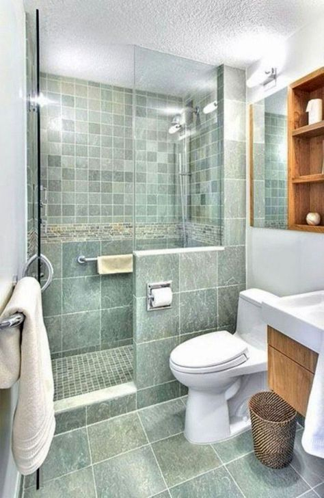 Unique Bathroom Shower Remodel Ideas 25
