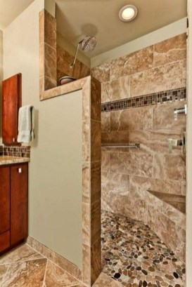 Unique Bathroom Shower Remodel Ideas 42