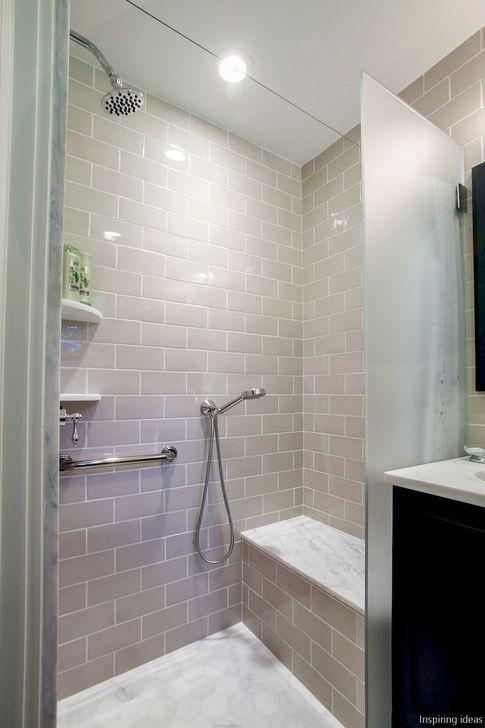 Unique Bathroom Shower Remodel Ideas 43