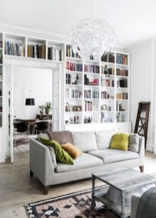 Wonderful Home Library Design Ideas To Make Your Home Look Fantastic 11