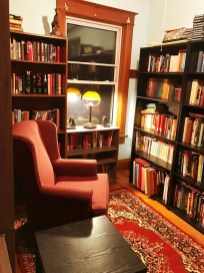 Wonderful Home Library Design Ideas To Make Your Home Look Fantastic 19