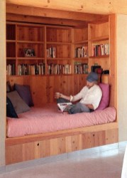 Wonderful Home Library Design Ideas To Make Your Home Look Fantastic 38