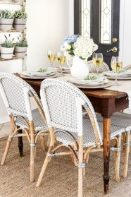 Adorable Summer Dining Room Design Ideas 01
