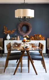 Adorable Summer Dining Room Design Ideas 03