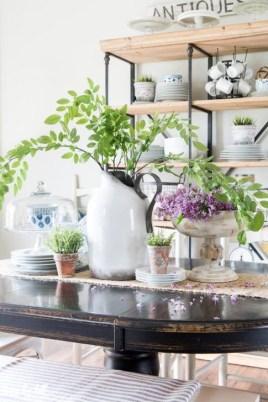 Adorable Summer Dining Room Design Ideas 07