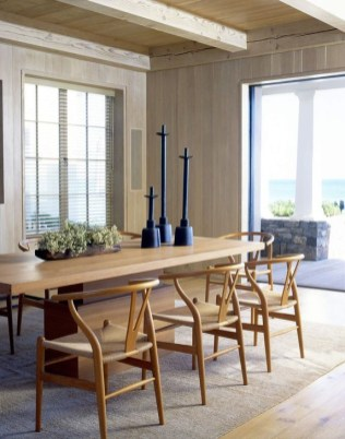 Adorable Summer Dining Room Design Ideas 08
