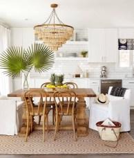 Adorable Summer Dining Room Design Ideas 11