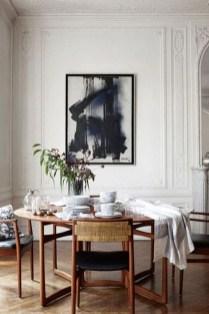 Adorable Summer Dining Room Design Ideas 19