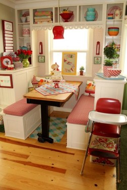 Affordable Retro Style Ideas For Your Interior Design 08