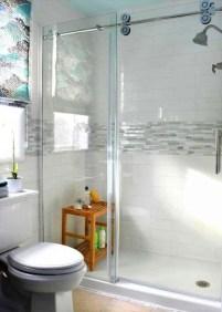Amazing Bathroom Shower Remodel Ideas On A Budget 05