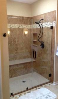 Amazing Bathroom Shower Remodel Ideas On A Budget 21