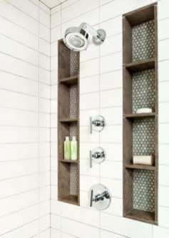 Amazing Bathroom Shower Remodel Ideas On A Budget 32