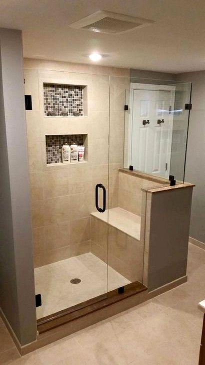 Amazing Bathroom Shower Remodel Ideas On A Budget 34